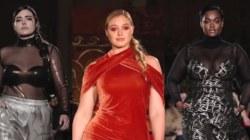 Christian Siriano promotes diversity at New York Fashion Week show
