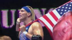 Lucha Libre Wrestling's Next Great Villian? A Donald Trump Supporter