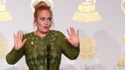 Adele: A Little Piece of Me Died When Beyoncé Didn't Win Grammy