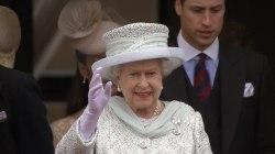 Queen Elizabeth Jubilee Celebrates 65 Years