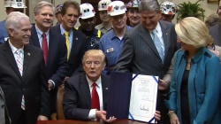 Trump Keeps Promise to Coal Industry