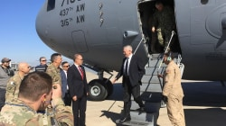 Defense Secretary Mattis Tells Iraq: U.S. Not Here To Seize Anybody's Oil