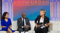 Watch Keith Urban perform 'Blue Ain't Your Color' live on TODAY