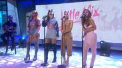 Watch Little Mix perform acoustic version of 'Shout Out to My Ex' live on TODAY