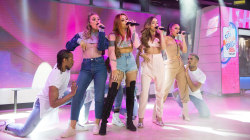 Watch Little Mix perform 'Touch' live on TODAY