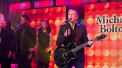 Watch Michael Bolton perform 'Stand By Me' live on TODAY
