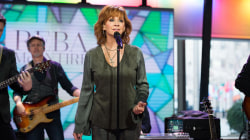 Reba McEntire performs 'God and My Girlfriends' live on TODAY