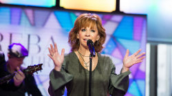 Watch Reba McEntire perform her latest single, 'Back to God,' live on TODAY