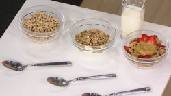 What's REALLY in your breakfast cereal? Look for whole grains, avoid sugar