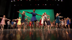 Broadway Workshop gives kids a boost on their way to center stage