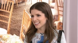 Anna Kendrick relates to 'Table 19': I want to sit in the back, you can get drunk there!