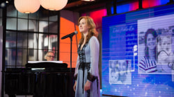 Watch 'Wicked' star Erin Mackey sing 'Love Is the Greatest Gift'