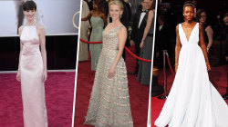 See what the ultimate Oscar gown would look like