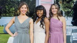 Lilliana's Style Q's: How to hide 'fluffy stuff' in a bridesmaid's dress