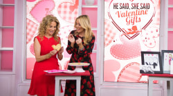Personalized lockets, espresso maker: Valentine's gifts for her and him