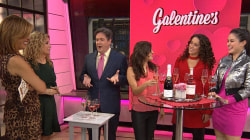KLG and Hoda share their Valentine's Day wine recommendations