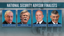 Trump ramps up search for national security adviser replacement
