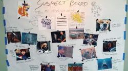 Tom Brady posts hilarious suspect board for his missing Super Bowl jersey