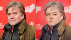 Alec Baldwin to host 'SNL' (but will Rosie O'Donnell play Steve Bannon?)