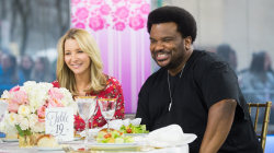 Craig Robinson: Lisa Kudrow gave me early confidence when I was on 'Friends'