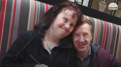 Couple with Down syndrome celebrate 22 years of marriage