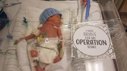 Mom creates preemie milestone cards to cope with life in the NICU