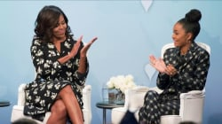 Michelle Obama writes college recommendation letter for 'Blackish' actress