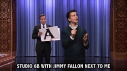 Jimmy Fallon fan raps for a 'Tonight Show' internship