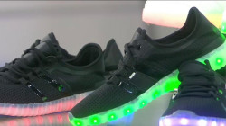 Light-up sneakers, heated ice cream scoop and other fun finds