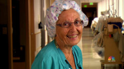 Inspiring America: Meet America's 'Oldest Working Nurse'