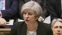British PM May condemns terror attack