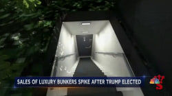 Polarizing U.S. Political Climates Gives Rise to Increase Sales of 'Luxury Bunkers'