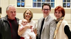 Dylan Dreyer shares adorable photos from son Calvin's baptism