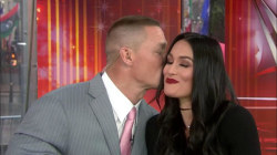 Nikki Bella and John Cena talk Wrestlemania 33 (and… marriage??)