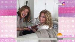 KLG shares sweet photo of Hoda and her baby Haley Joy