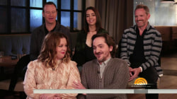 Melissa McCarthy and husband Ben Falcone spotlight new show 'Nobodies'