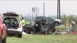 3 storm chasers die pursuing Texas tornadoes; 200,000 residents without power