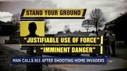 'Stand Your Ground' Law May Apply to Oklahoma Burglary