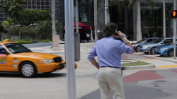 Smartphones may be to blame for spike in pedestrian deaths, report says