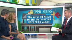 The best day of the week to put your house on the market is…
