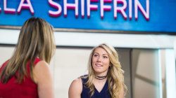 Skier Mikaela Shiffrin talks World Cup and her Taylor Swift-inspired birthday