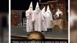 KKK Photo Leads To Cancellation Of School Play in Minnesota