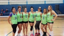 Transgender Volleyball Player Eyes 2020 Olympic Games