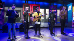 See boy band Mic Lowry perform 'Oh Lord' live on TODAY
