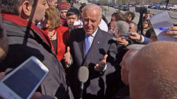Biden's Critique of Trump: 'He Has to Start to Govern'