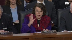 Feinstein Calls for Specificity, Graham Says Judiciary Being Politicized