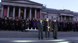 London Vigil Held for Victims of Terror Attack