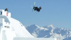 Swiss Skier Lands World's First Ever 'Quad Cork 1800'