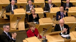 Scottish Lawmakers Vote to Seek New Independence Referendum