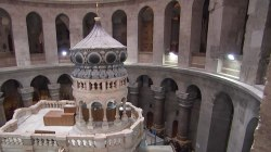 Renovation of Jesus' Tomb Transforms Holy Site, Reveals Hidden Beauty